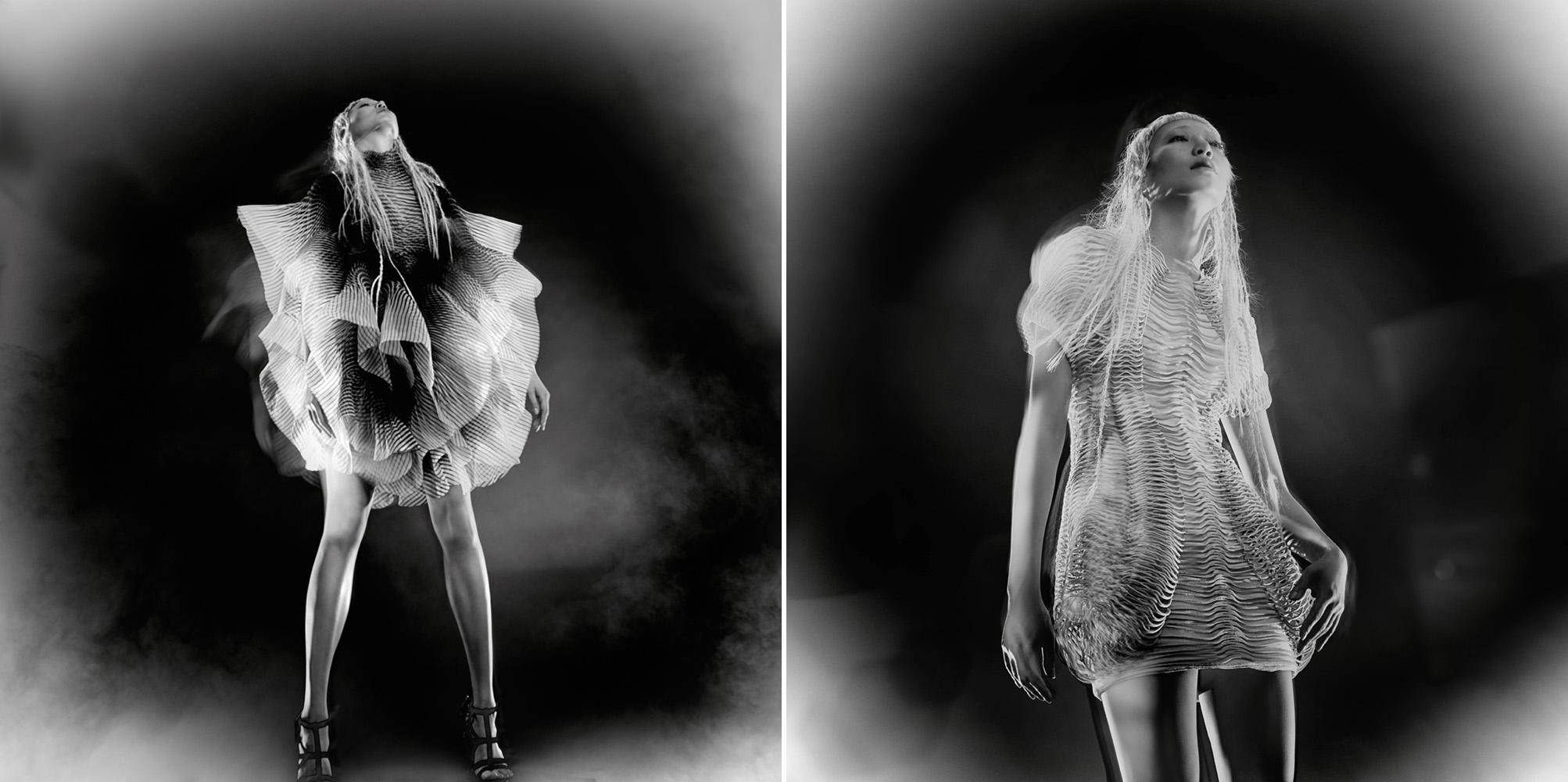 Retouching - Studio Invisible | Warren Du Preez & Nick Thornton Jones - Iris van Herpen