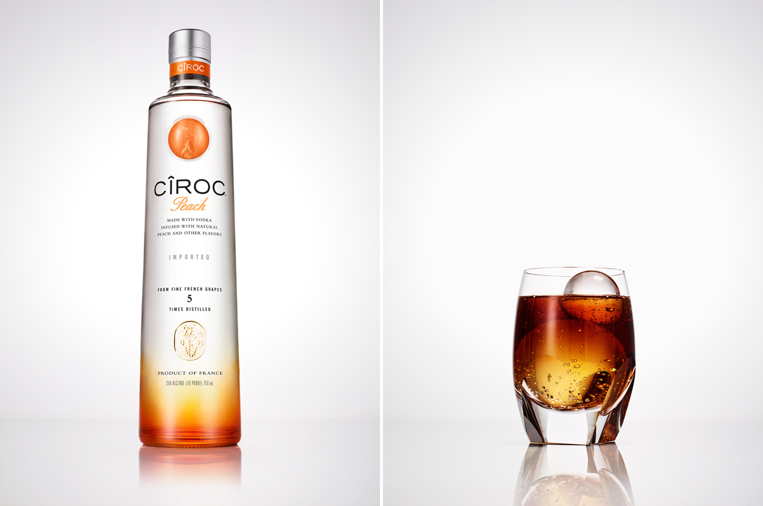 Retouching - Studio Invisible | Mark Mawson - Ciroc