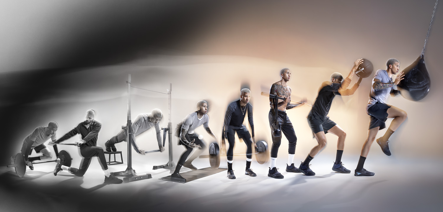 Retouching - Studio Invisible | Warren Du Preez & Nick Thornton Jones - Nike