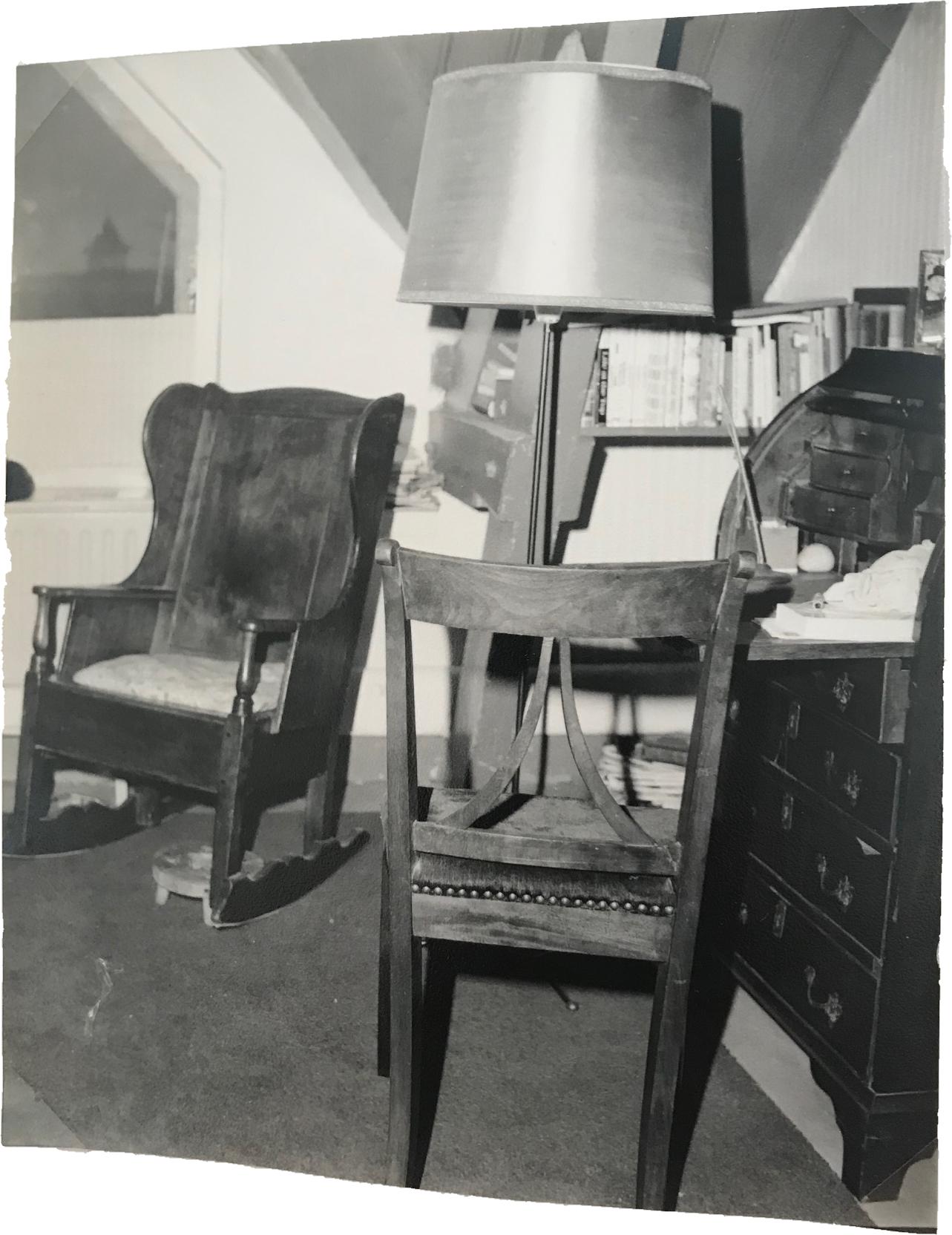 Hoe onze Dienstkamer 70 jaar geleden was