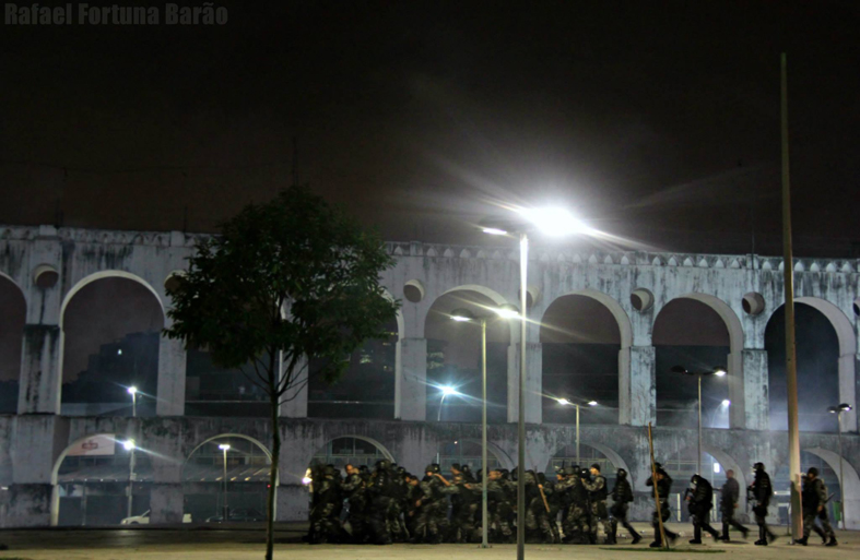 Arcos da Lapa, Rio de janeiro - BRASIL.