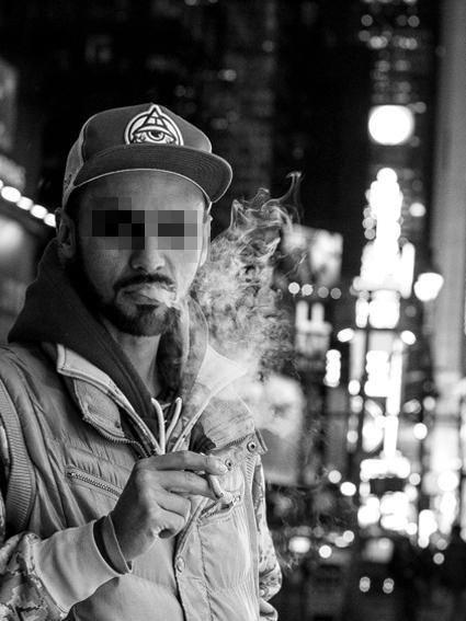 AK47 . NYC . 2013