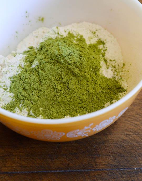 绿茶的绿茶