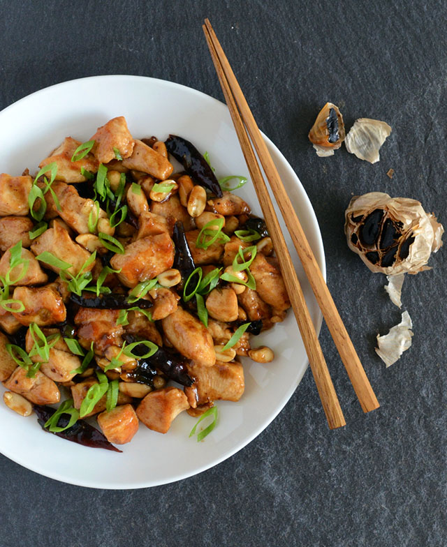 小鸡角——大蒜