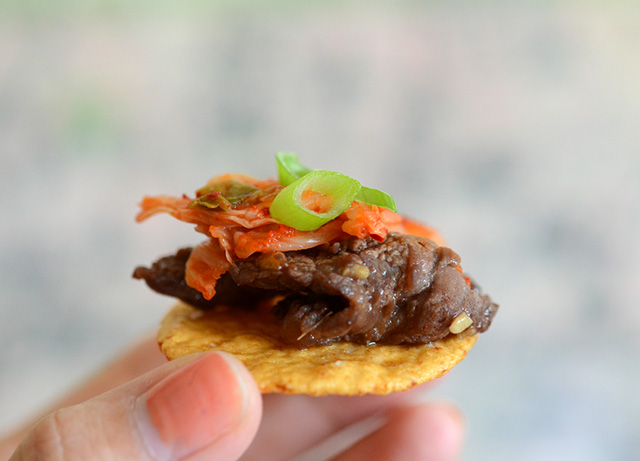 Korean Beef Bites - Appetite for China