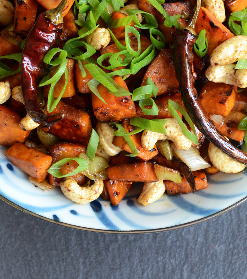 Kung Pao Sweet Potatoes | Appetite for China