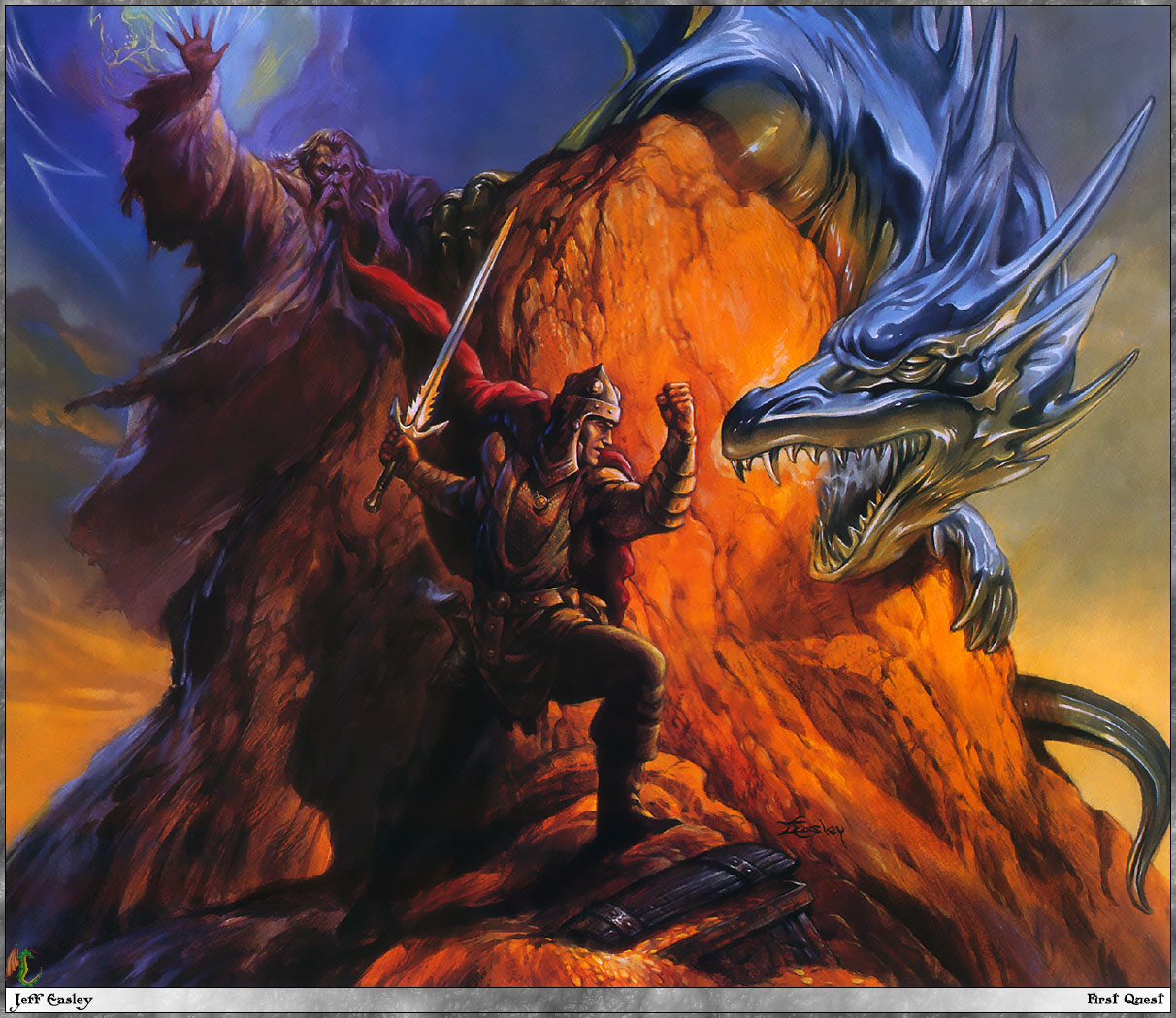 Work by Jeff Easley