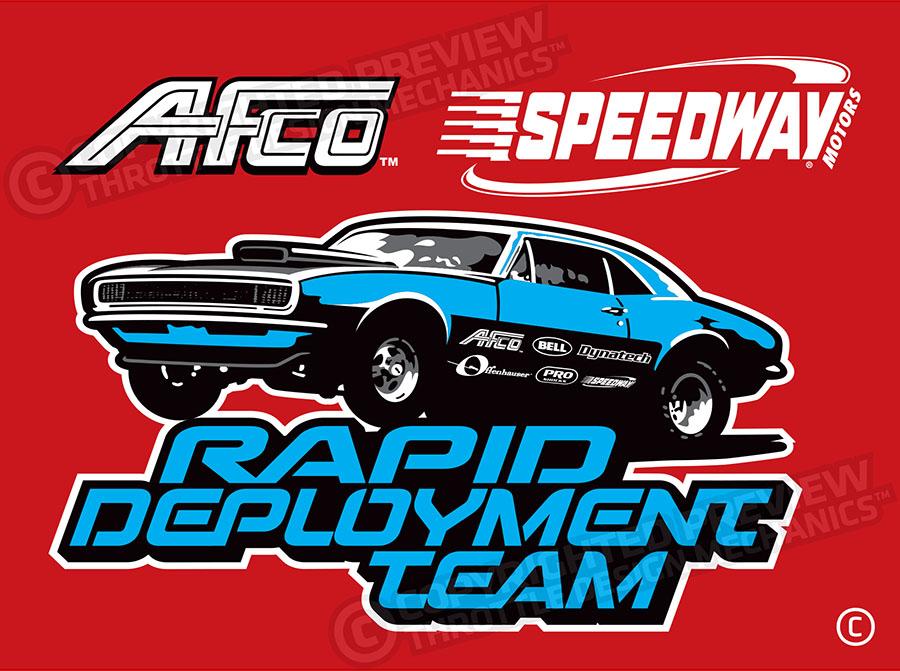 Customer: Speedway Motors, Inc
