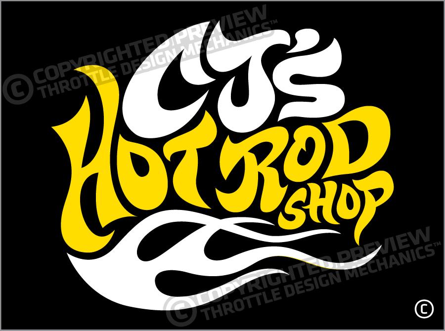 CJ's Hot Rod Shop