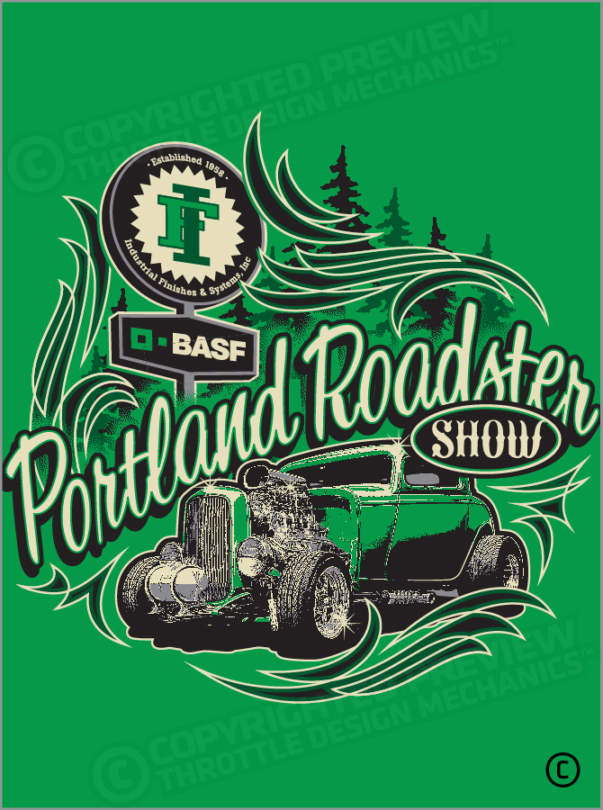 Portland Roadster Show