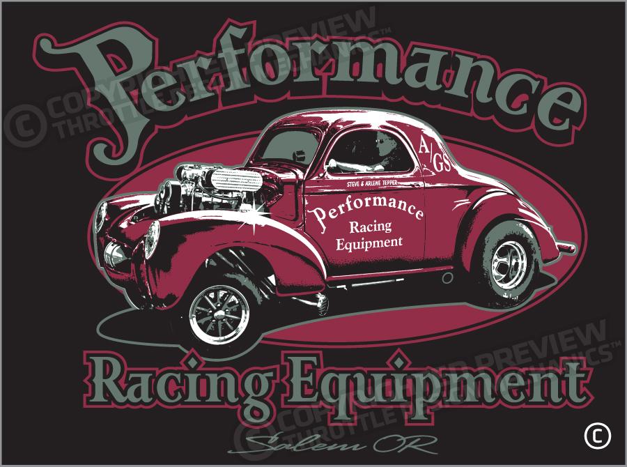 Performance Racing Equipment