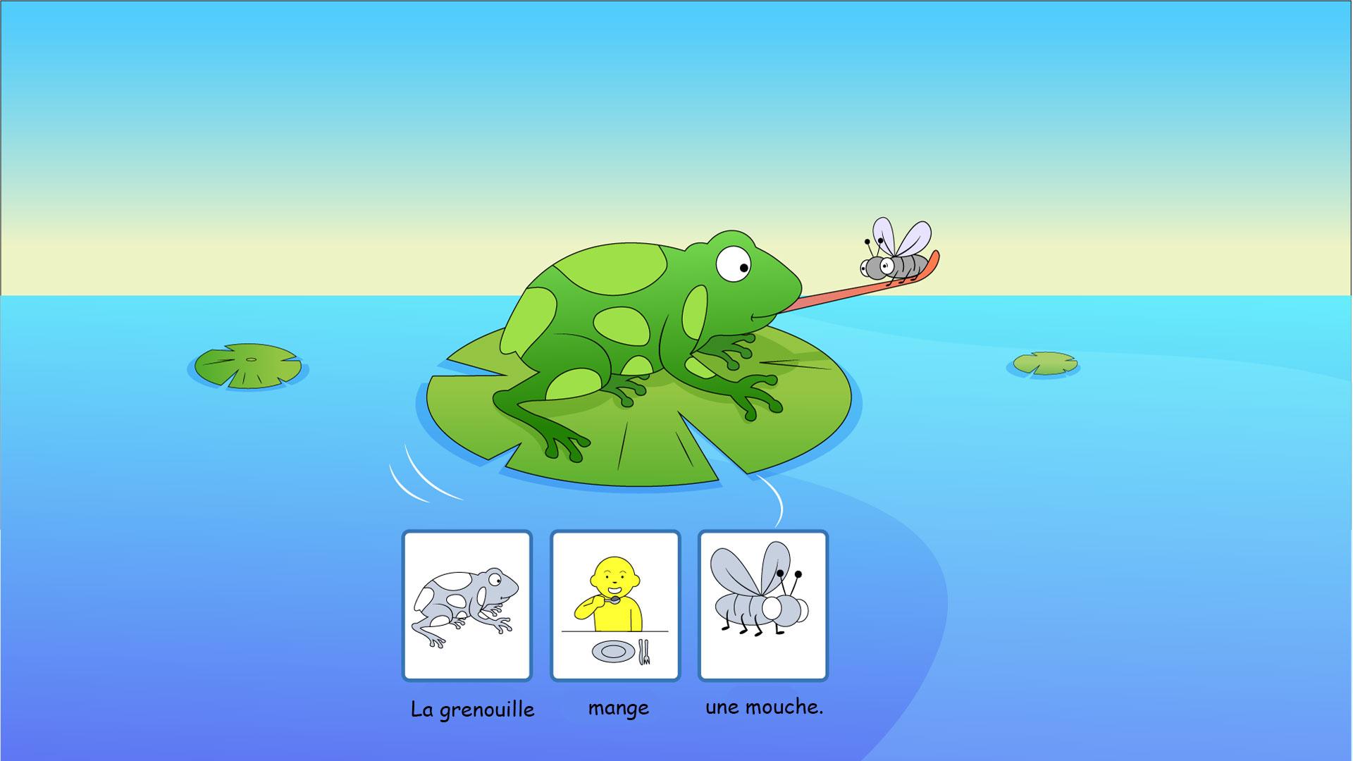 Nos livres prennent vie grâce à cette application interactive.