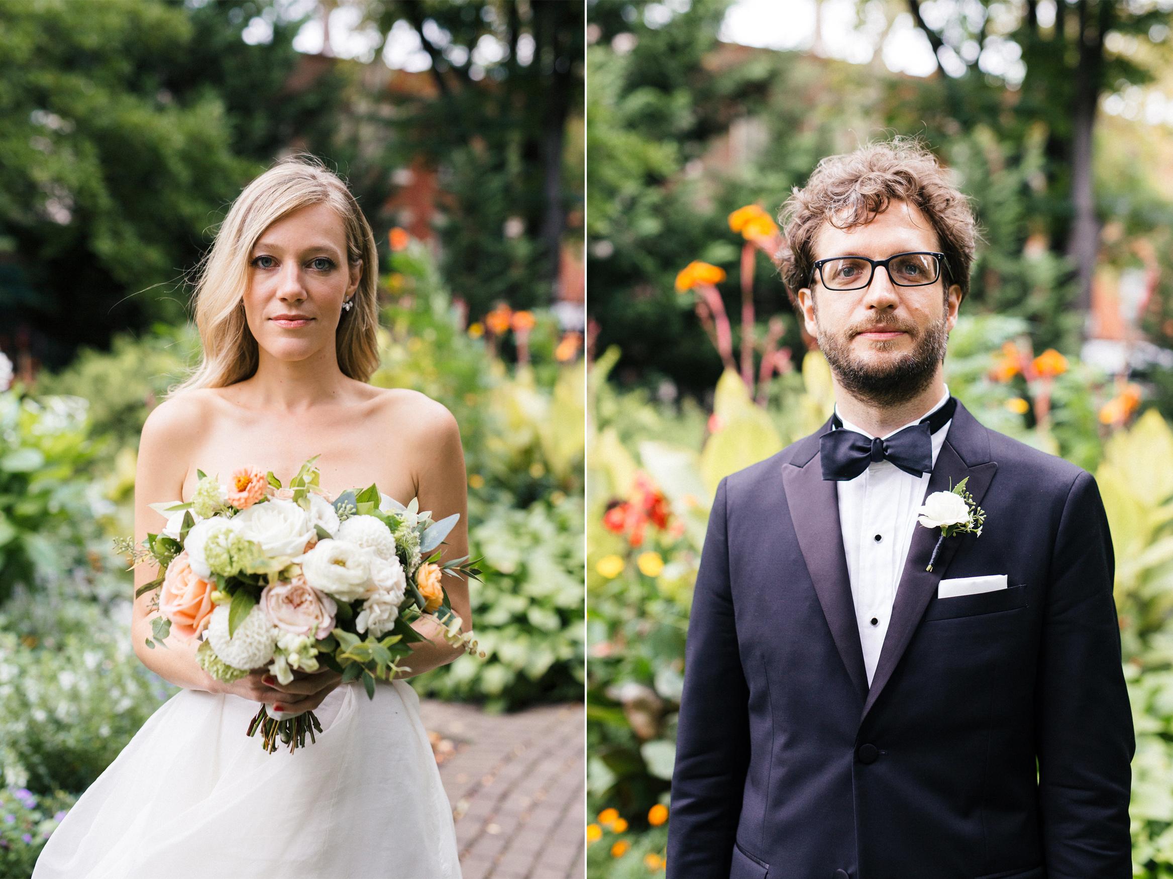 Straight On Soho Wedding