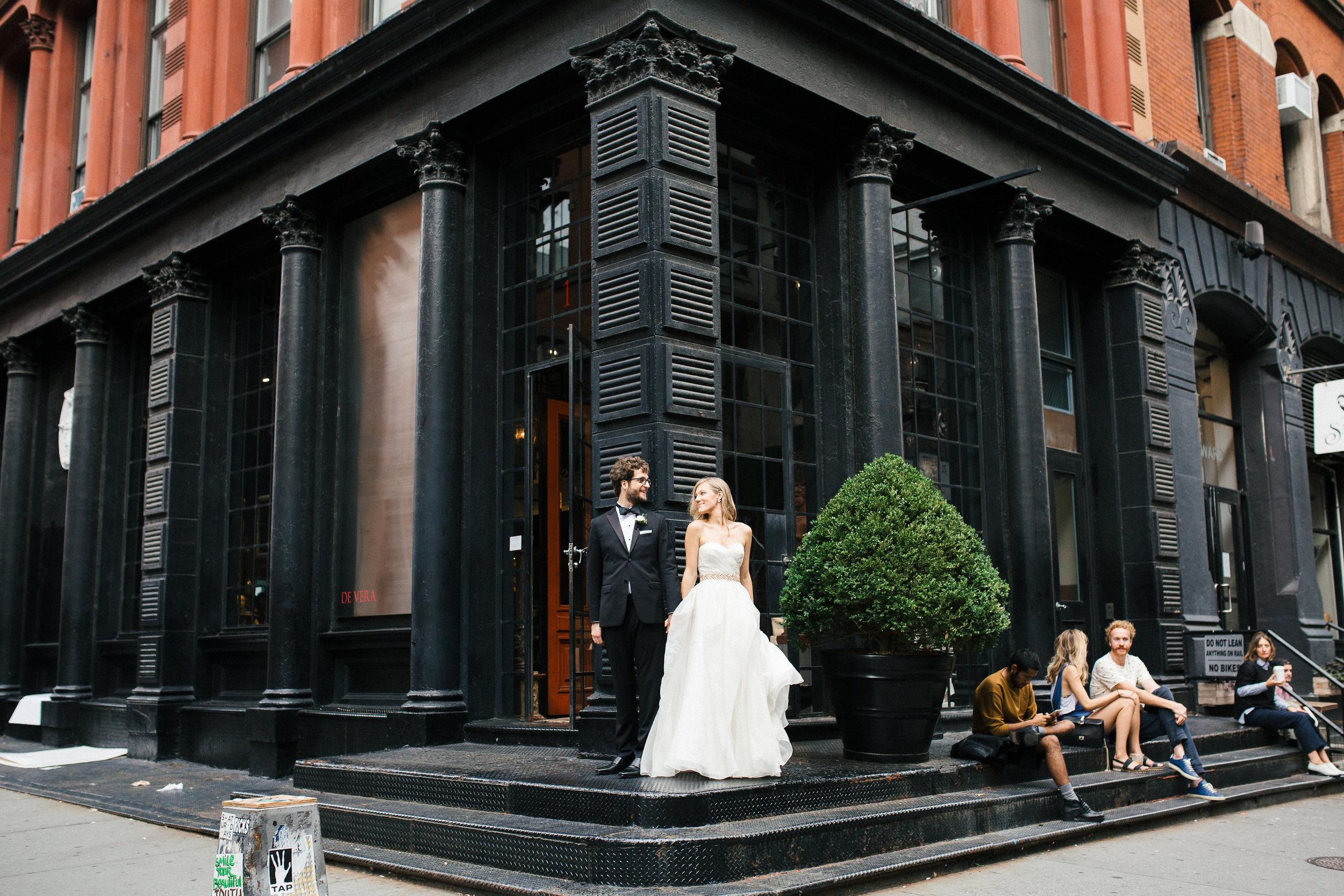 Soho Wedding Corner Picture