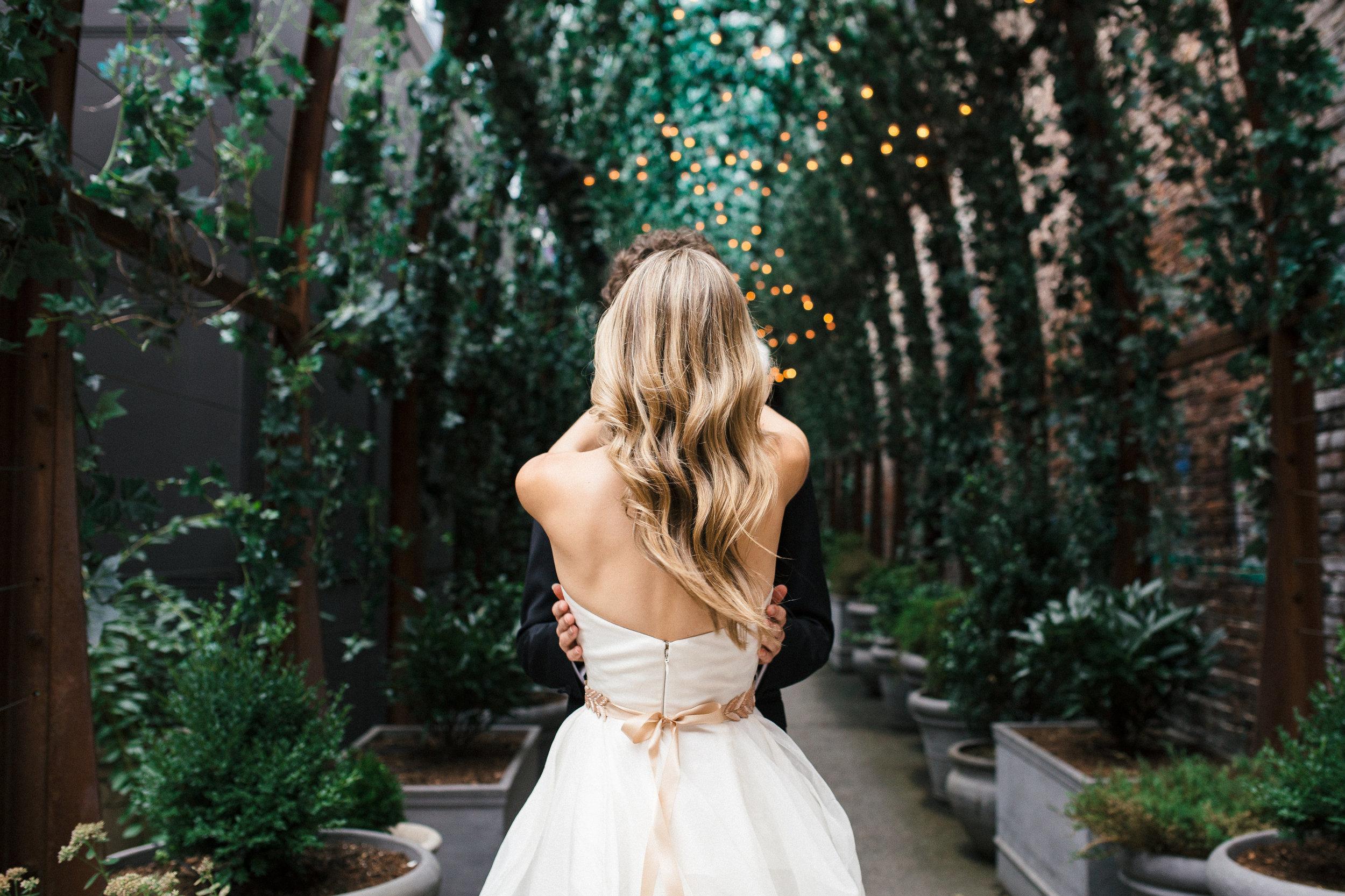 Soho Wedding Bride