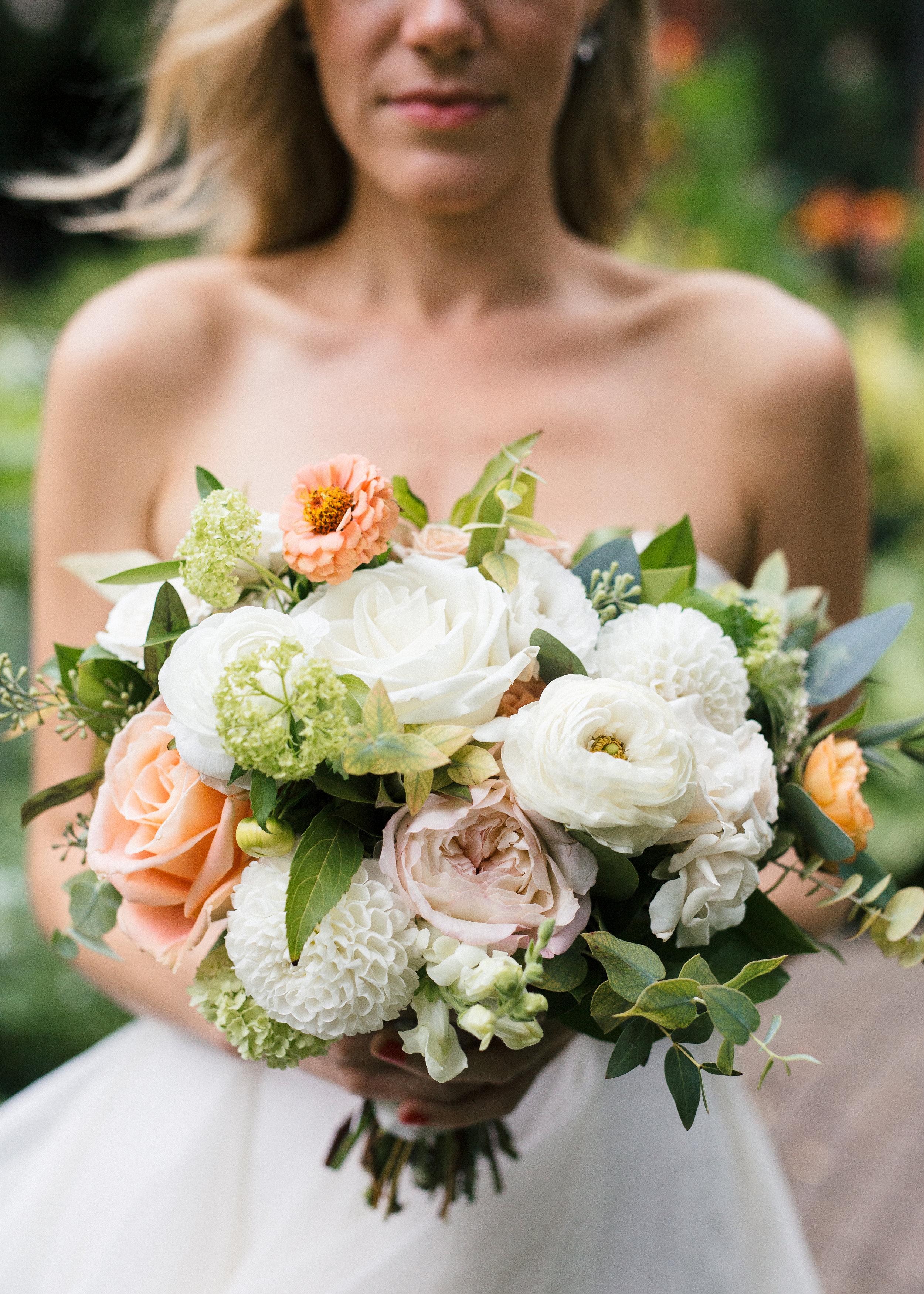 Flowers Soho Wedding