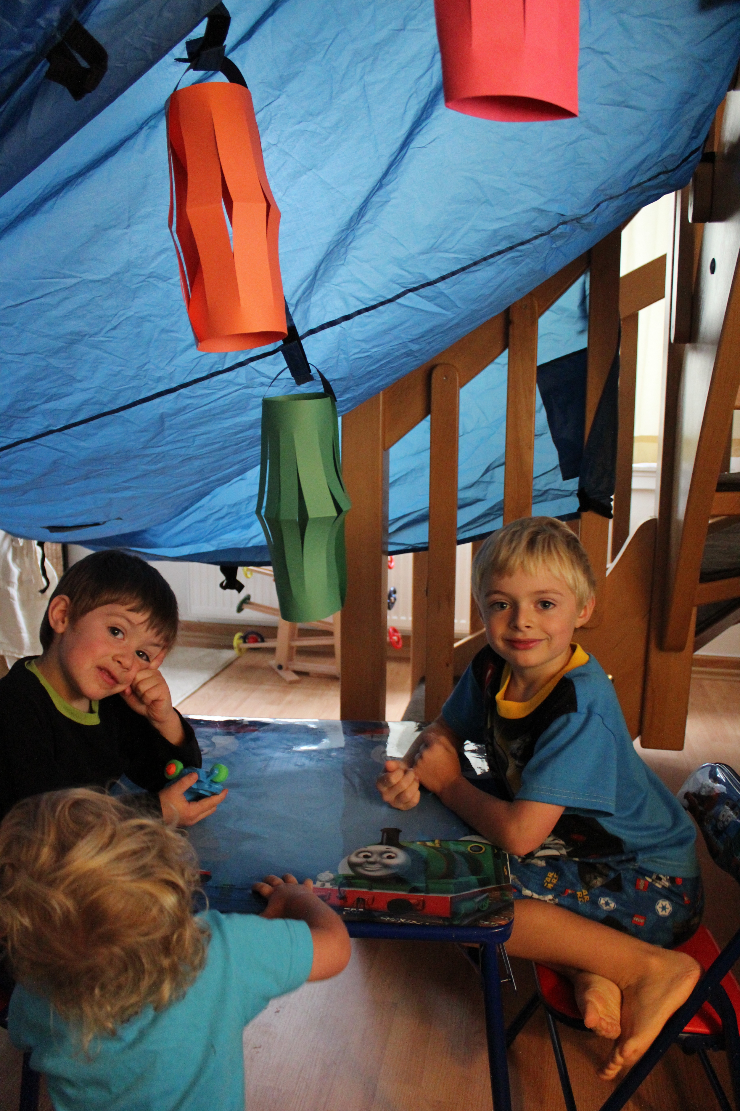 """In our """"Sukkah"""""""