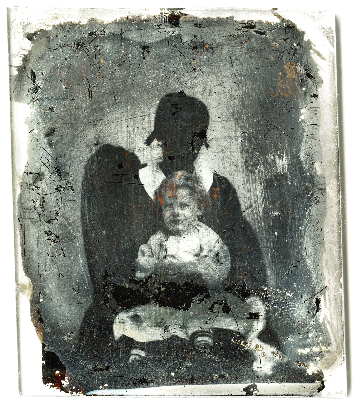 Nanny and Child, 2011 - LR11629