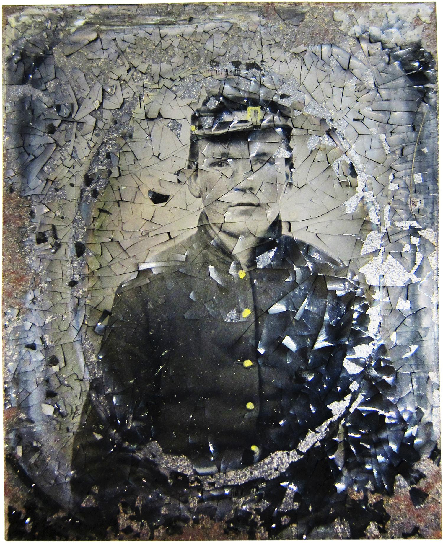 Portrait of a Soldier, 2013 - LR12237