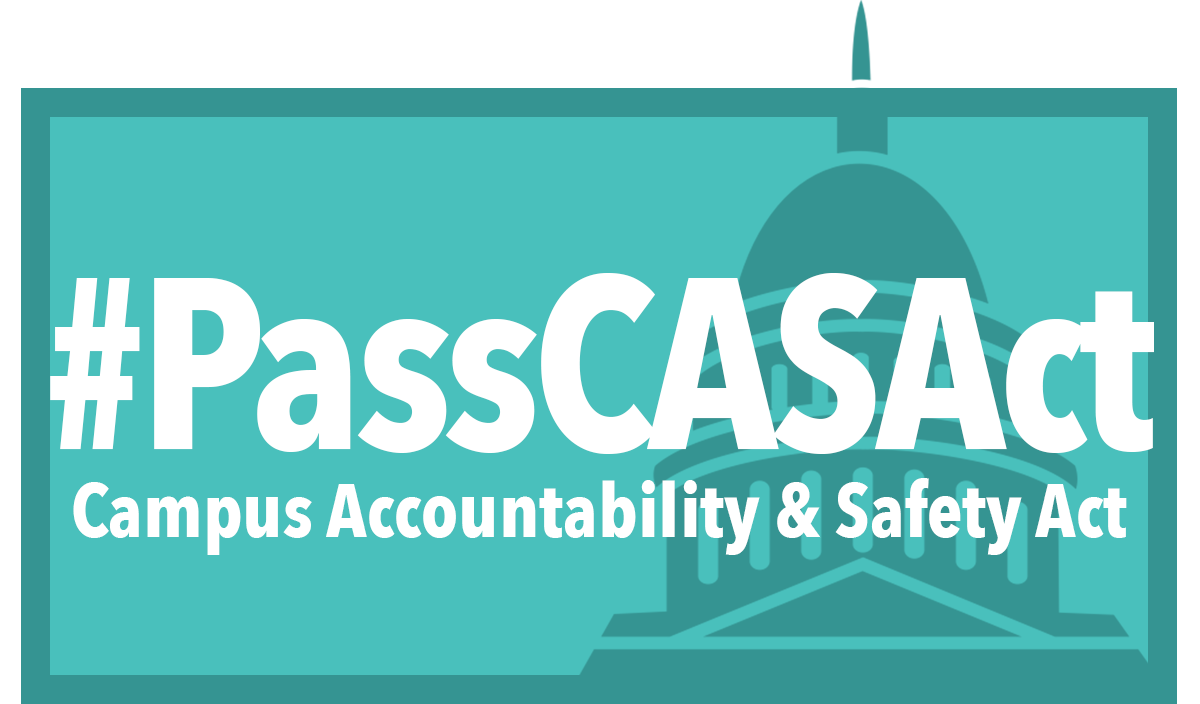 The Bipartisan Campus Accountability and Safety Act (CASA)  protects students and streamlines the response to and reporting of sexual assault. EROC supports this bill because it is survivor-centric and reflects the realities that survivors face everyday.Everyone has a part in passing this transformative piece of legislation. Stand with us. Learn more about CASA, how to ask your elected officials to support it, and spread the word.