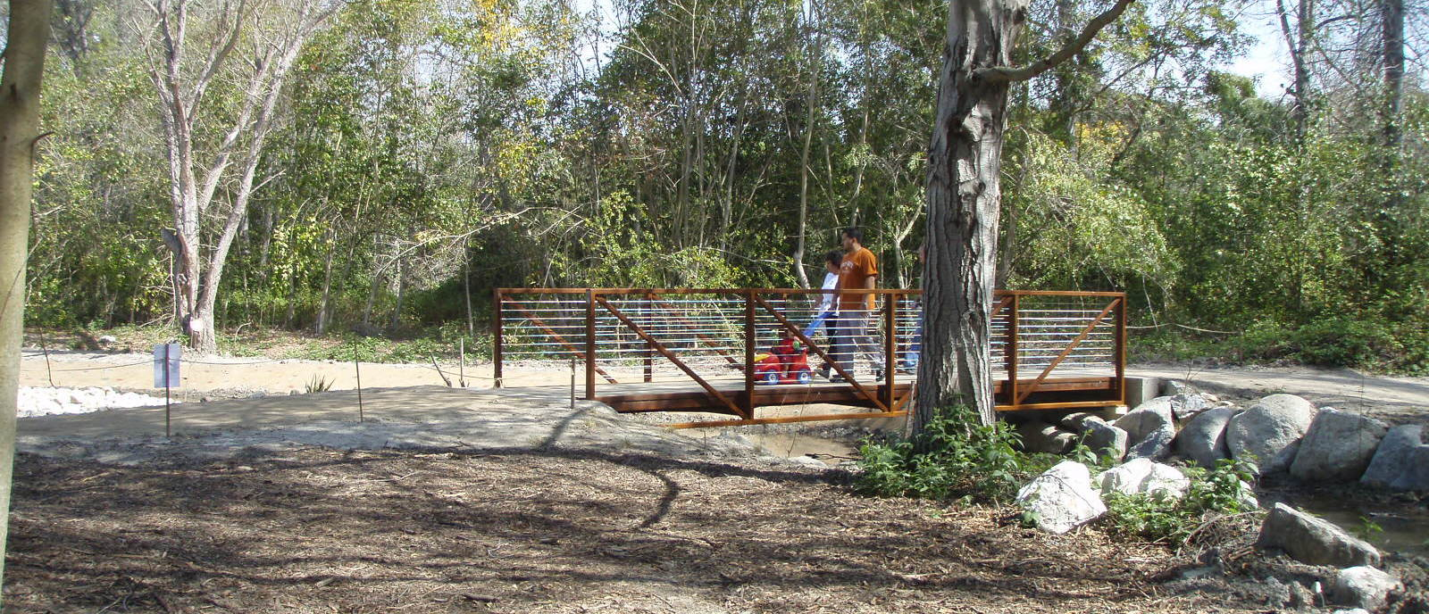 El Dorado Nature Center, City of Long Beach