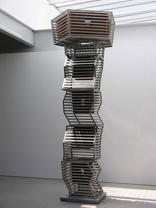 Jack's Column, 2008