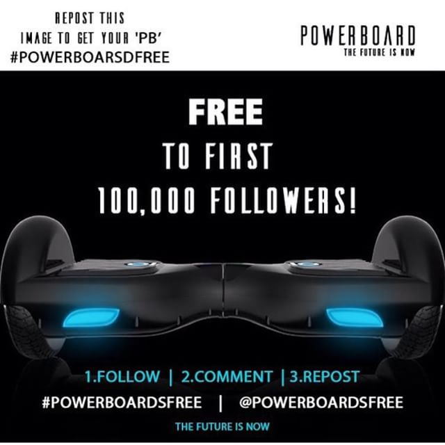 Let's see if this works! Ha. #powerboardsfree