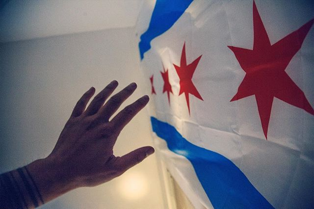 I'll always be a son of The Windy City.