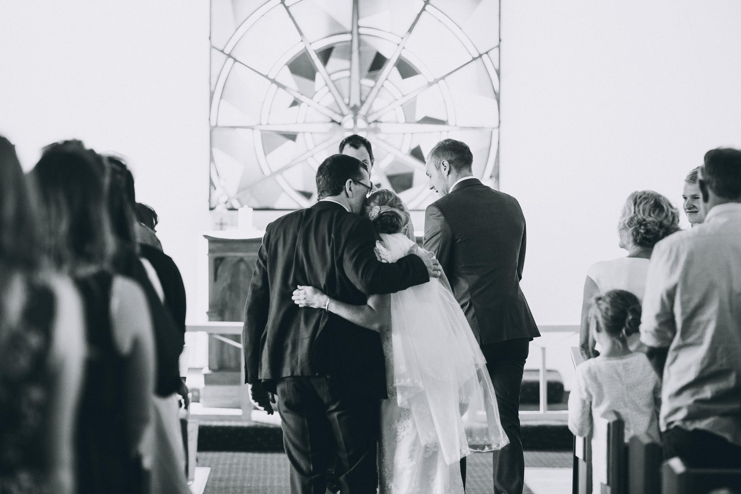 Shivonne & James - Ceremony Monochrome-136.jpg