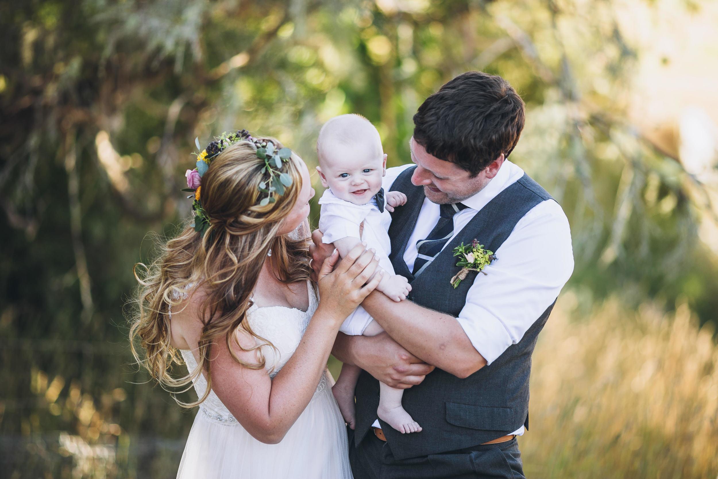Lancewood Villa Wedding - Nelson Wedding Photography - Nelson Wedding Photographers - The Woods Photography