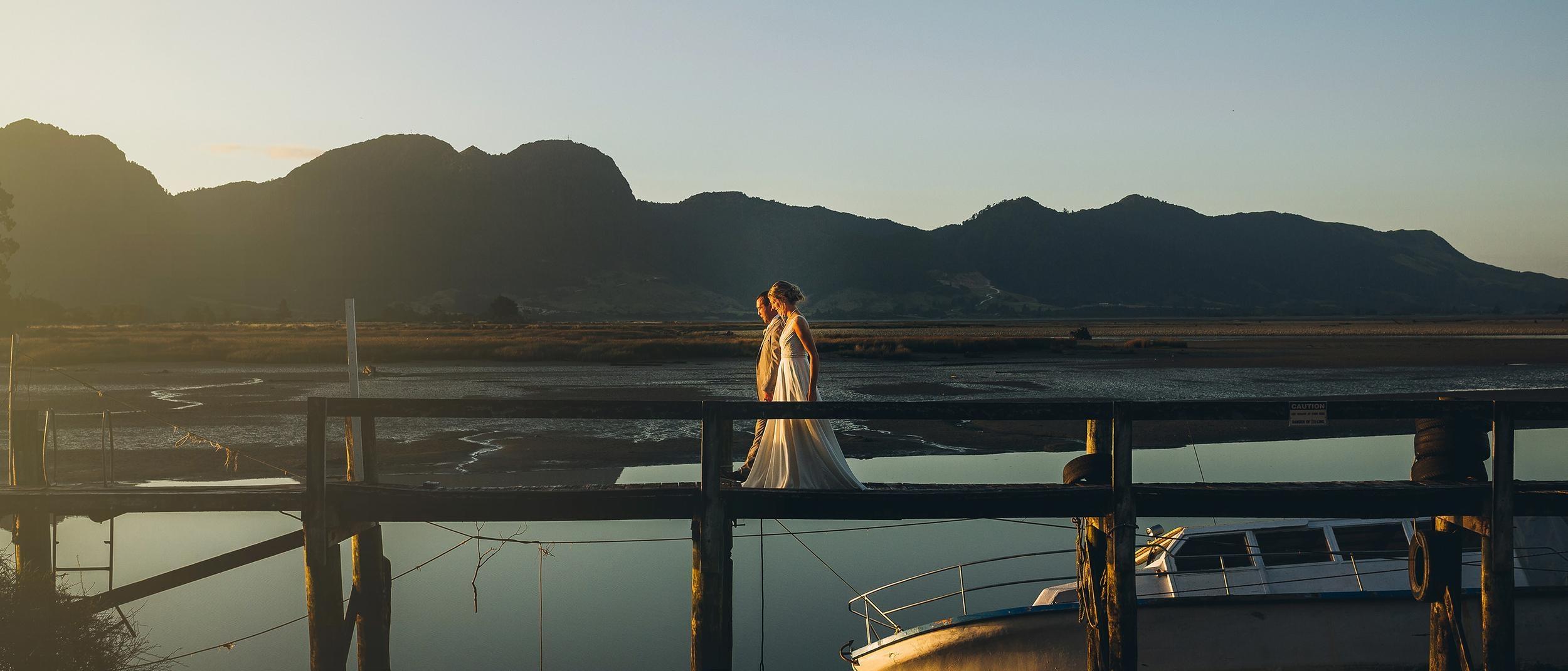 Golden Bay Wedding Photographer