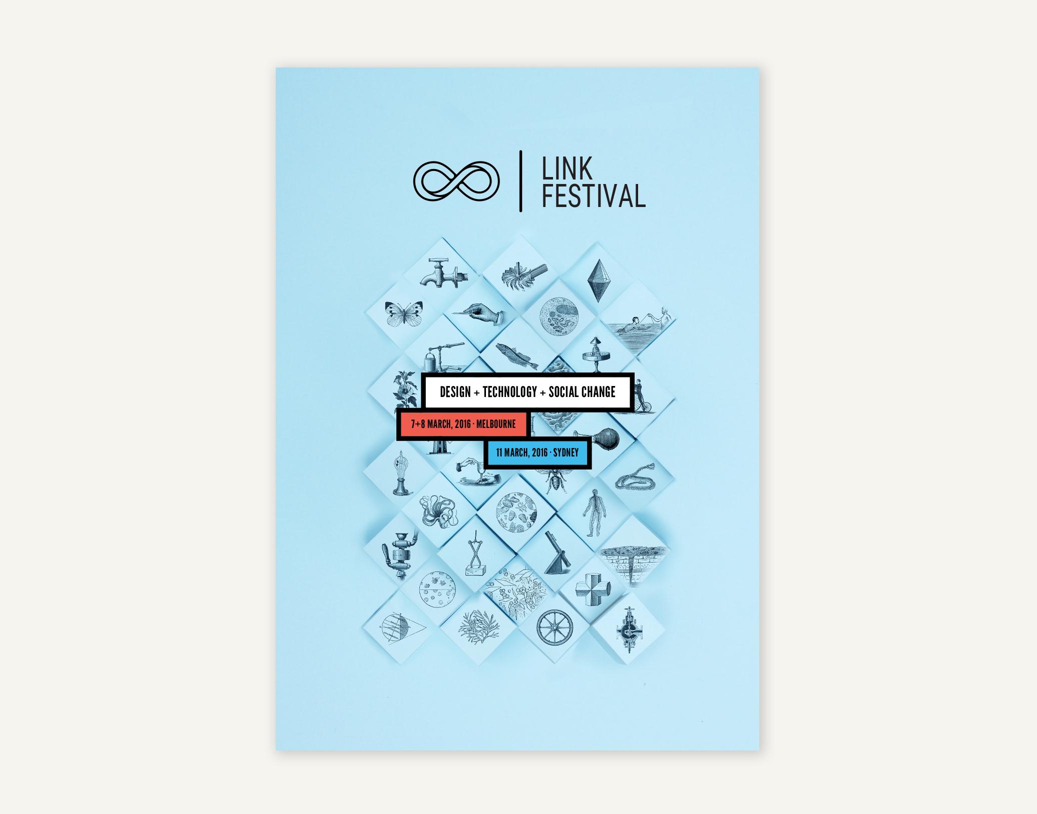 link-festival-concept