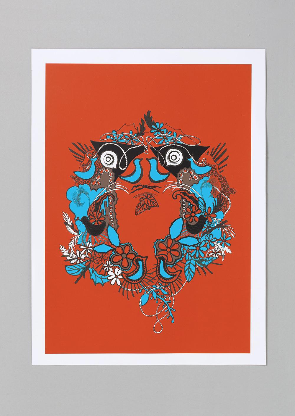 Fiesta – Illustration