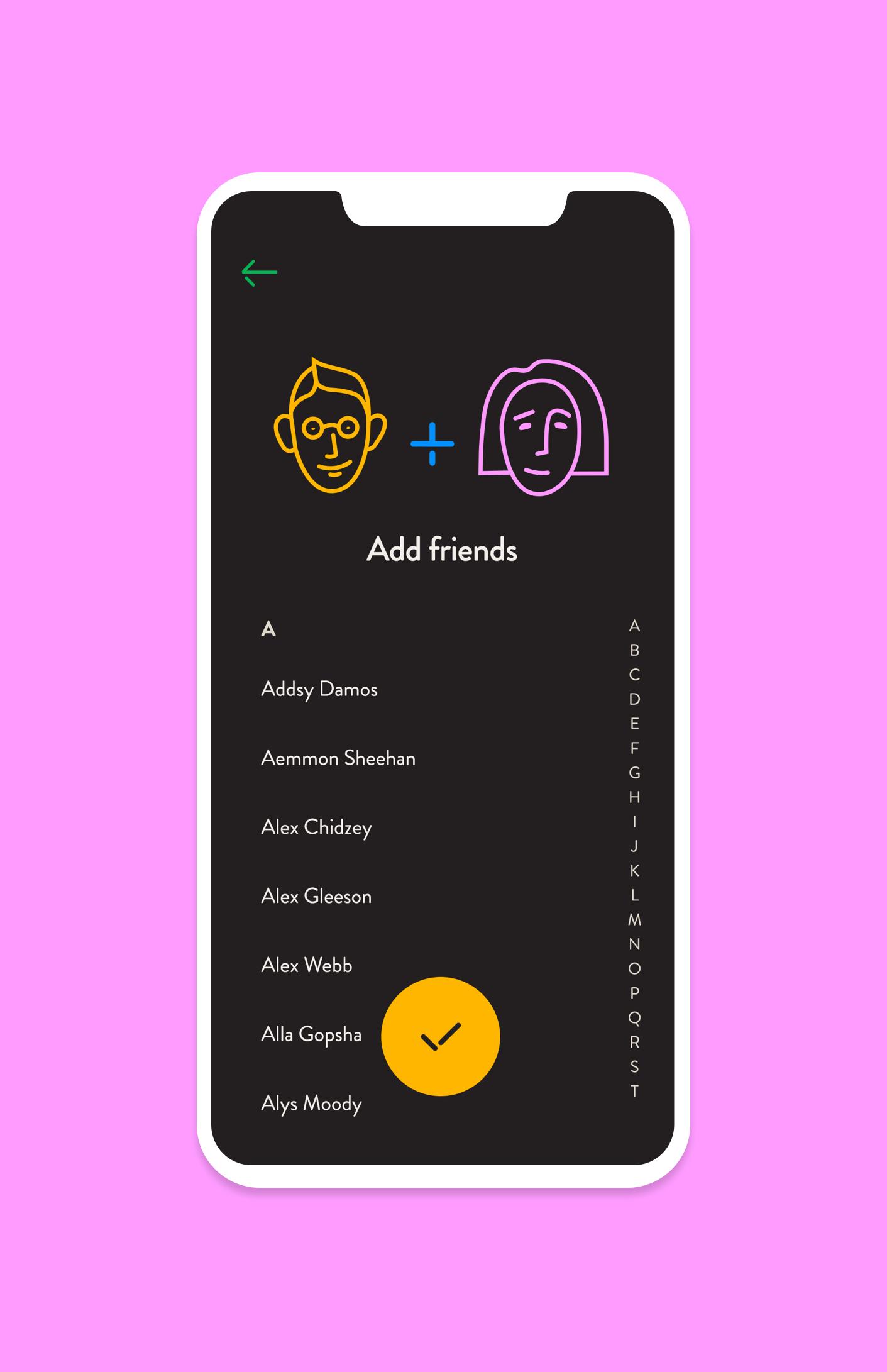 Ping – Branding & Interface Design
