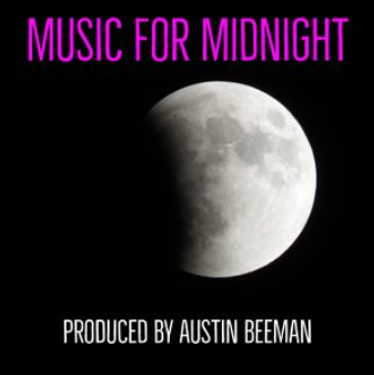 The Music for Midnight Podcast - a place where genre dissolves into darkness and mood is everything. · Music for the comfort of an easy chair. · Music for the solitude of a midnight drive. · Music for your thoughts. · Music for your future. · Music for 30 minutes.