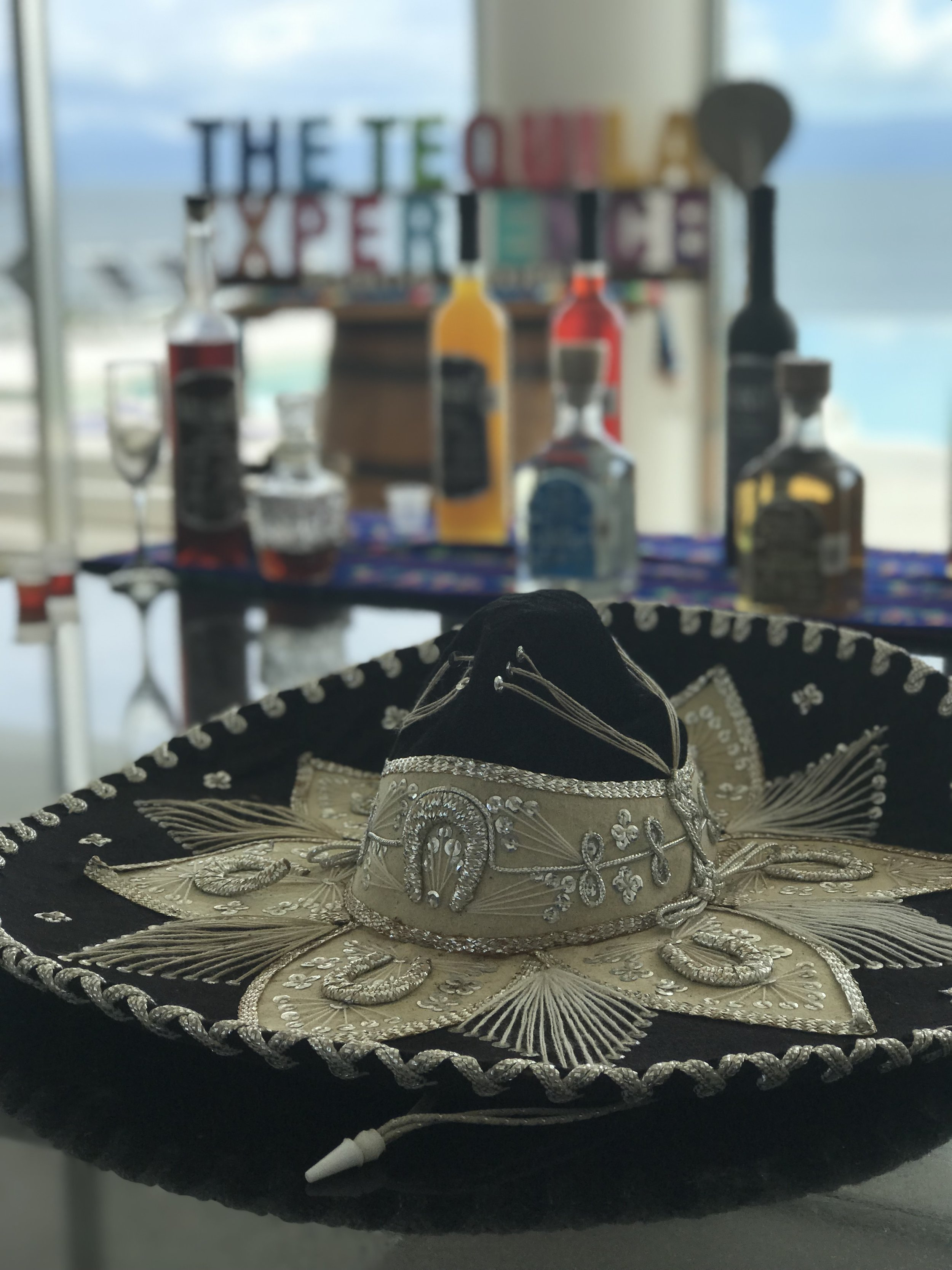 Tequila tasting comes to you!  Learn about the art of tequila making.