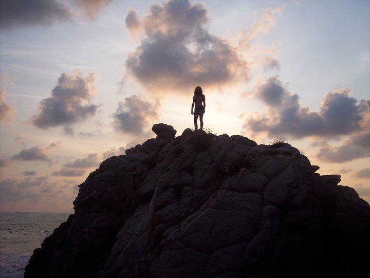 Sayulita Mexico 2010, sunset