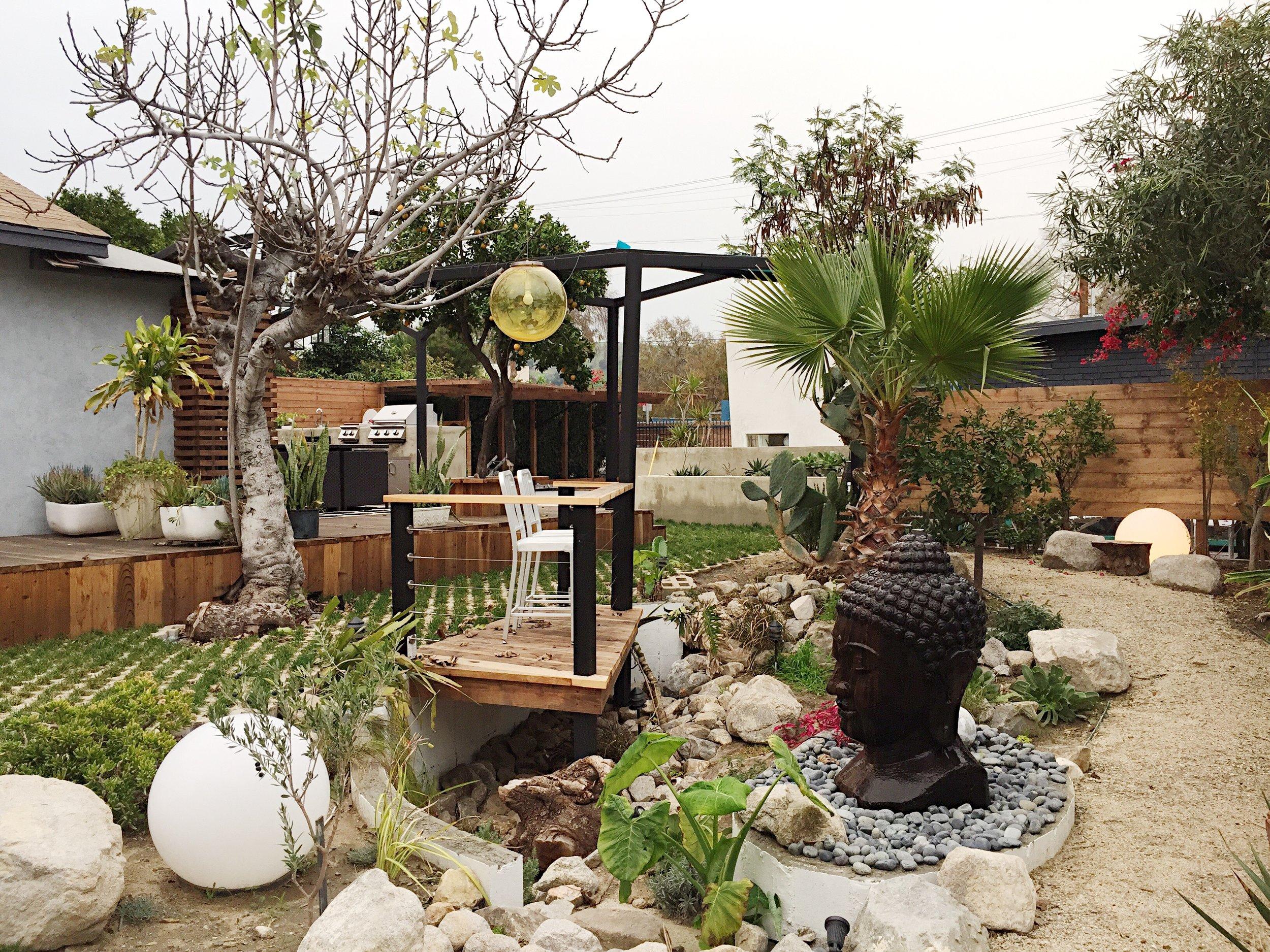 Communal Zen Garden