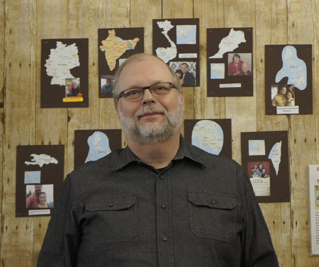 Pastor Kurt Klose - Men's Ministry & Missions