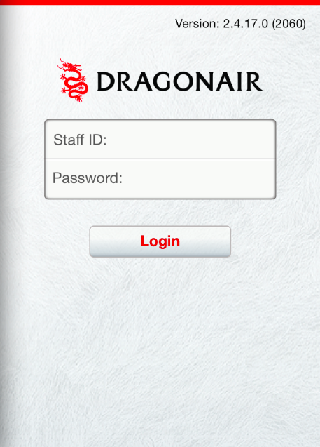 Dragonair i-KA iPhone and Android app