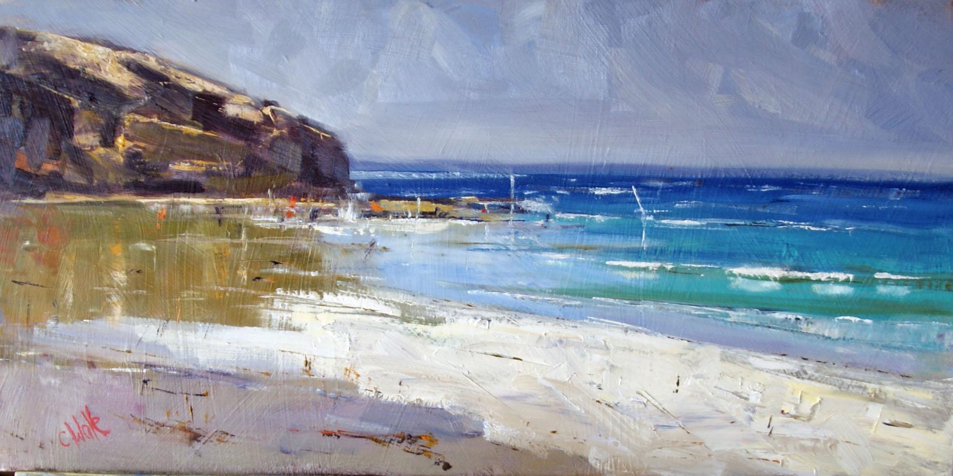 seascapes. chris wake