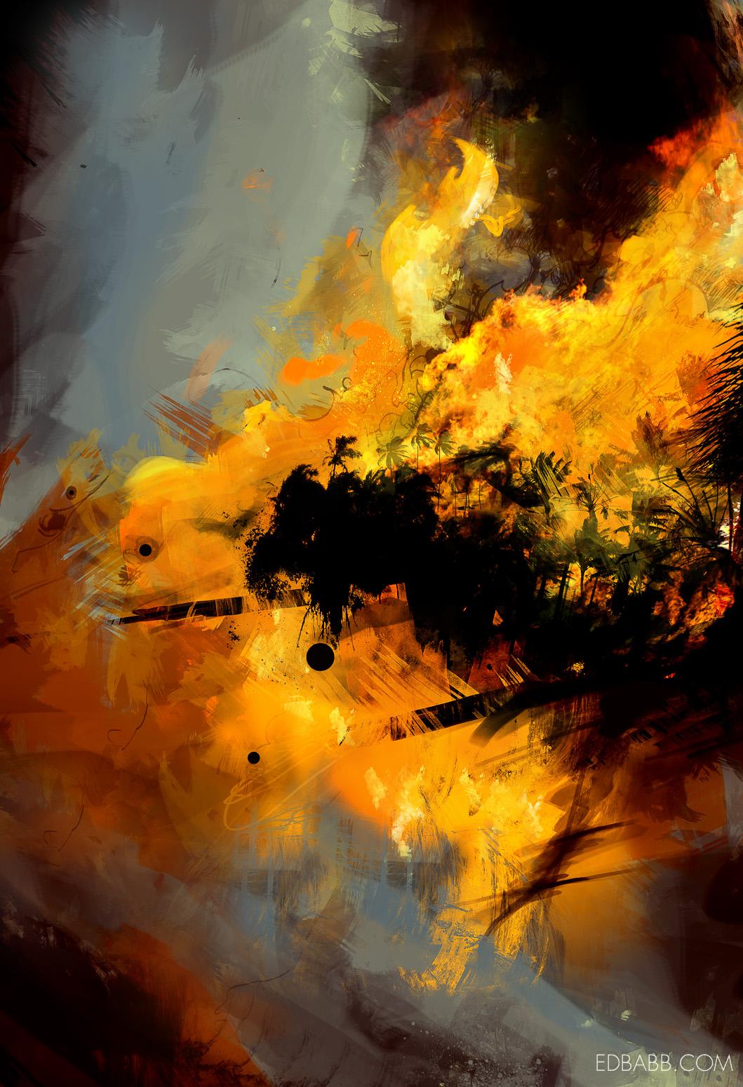 Palm Tree Inferno (2008)