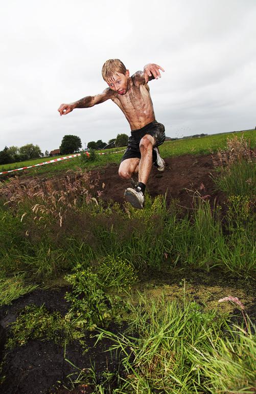 blubber race jump
