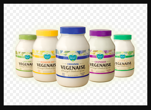 Veganaise is tastier than traditional mayo.