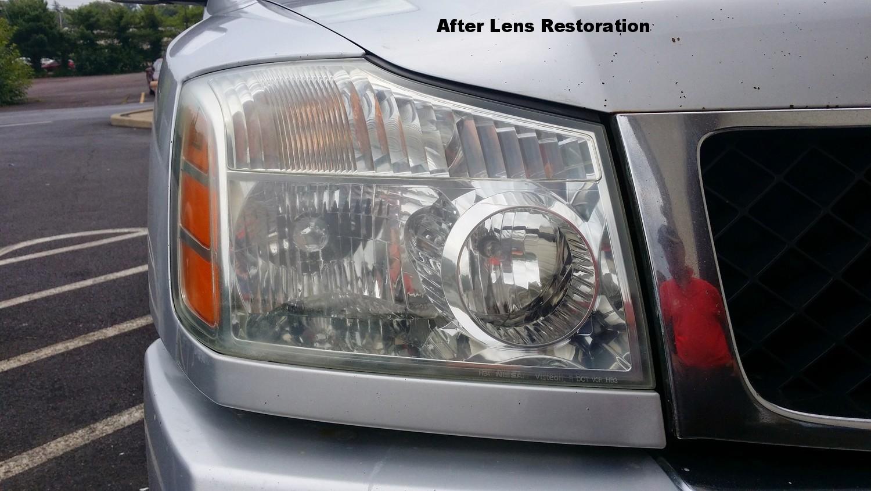 After Lens Restoration