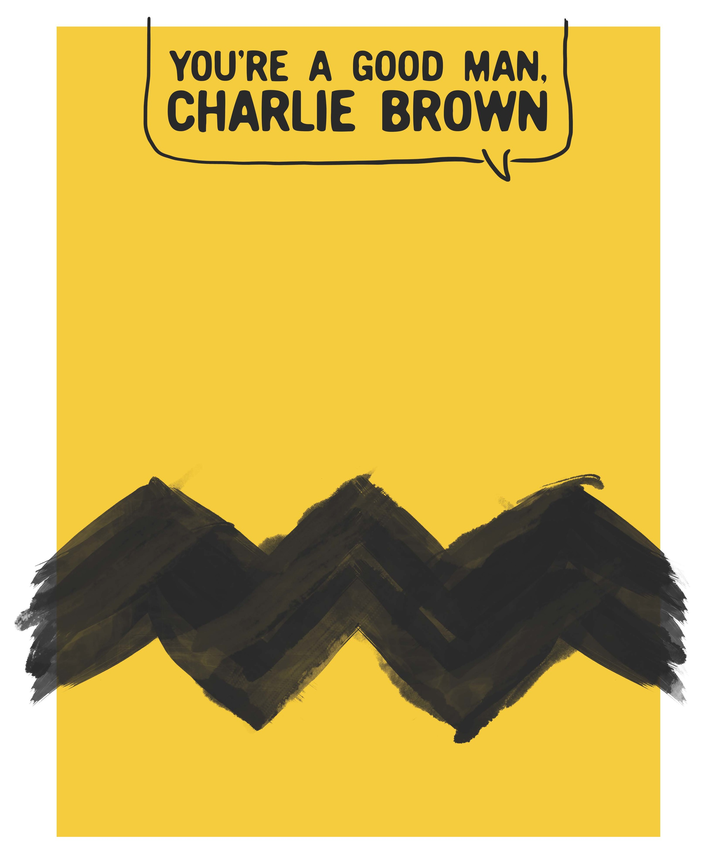 YOU'RE A GOOD MAN, CHARLIE BROWN - MAY 1-3