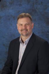 David Pinson - Headmaster and Secondary Principal