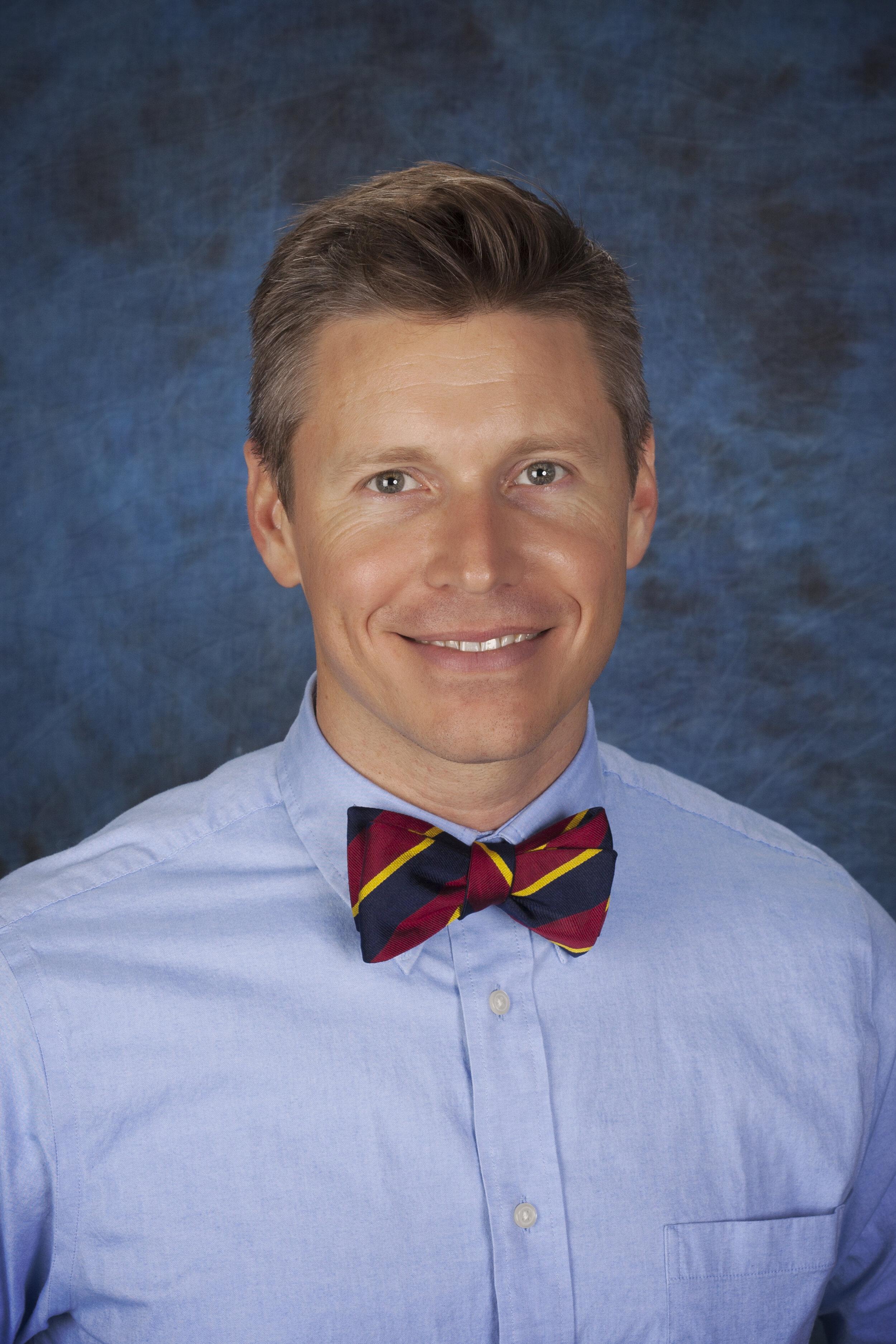 Joshua Eller - Dean of Students, Philosophy, Govt., Economics, Bible