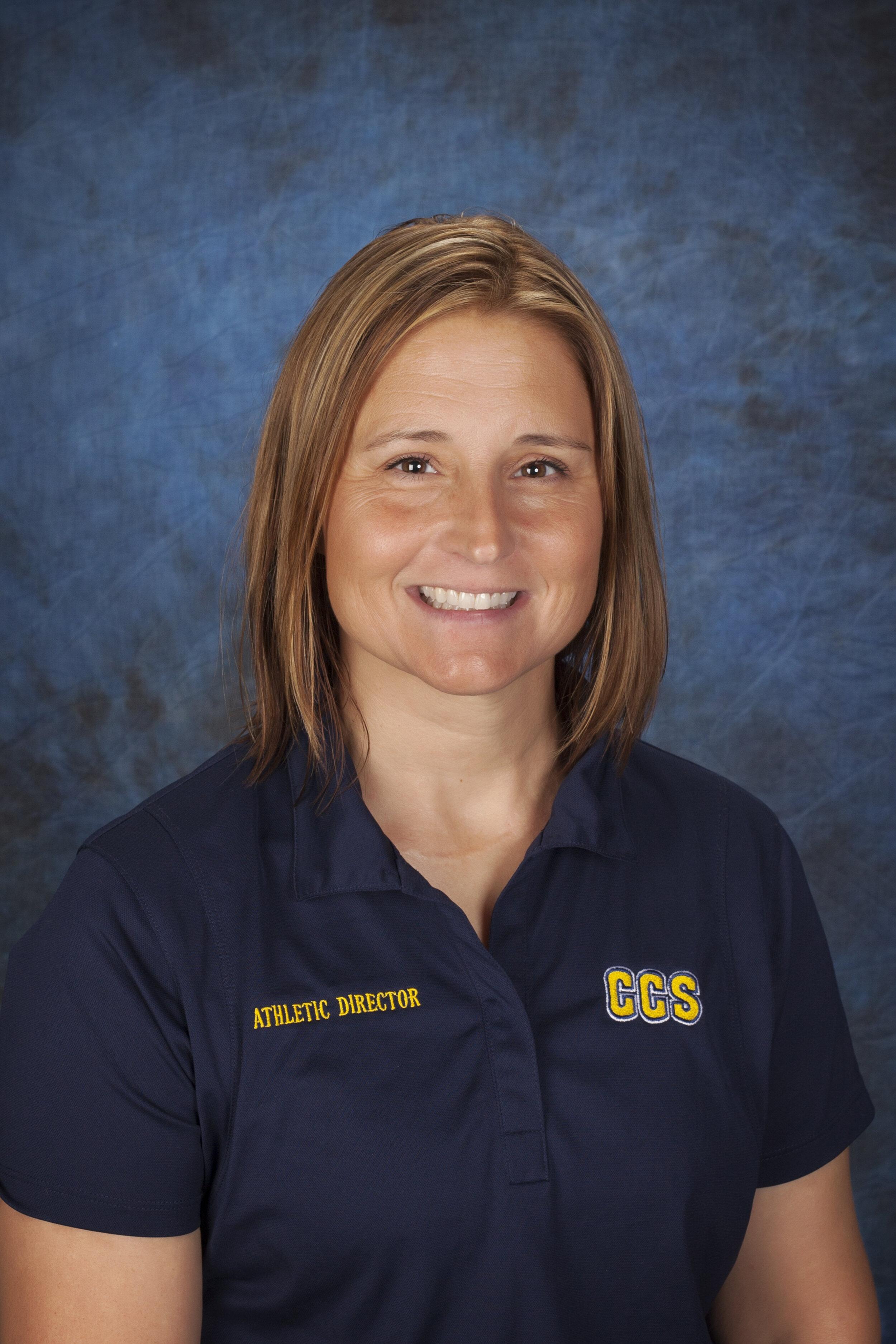 Lorna Wolfkill    Athletic Director