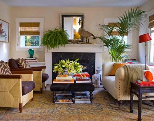 de-stress your living room